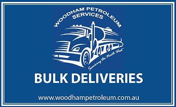 Woodham Petroleum advert for schedule 20