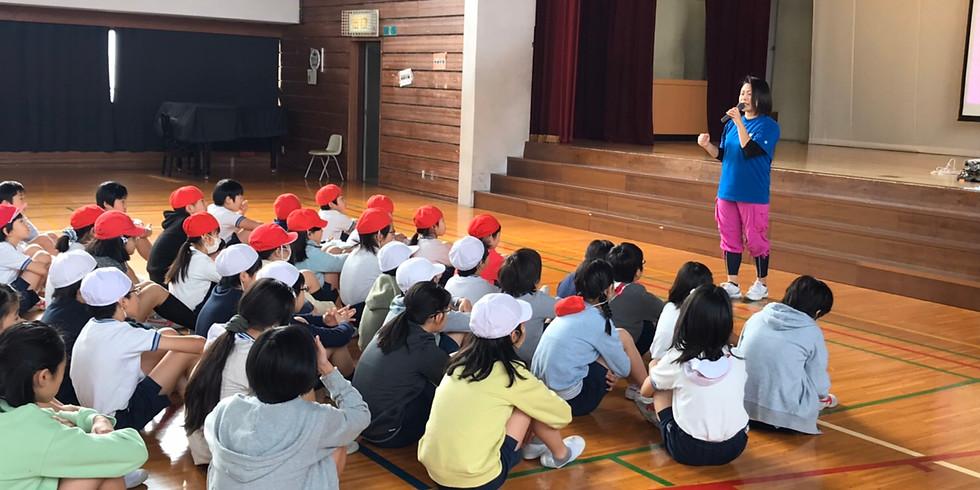 学校体育授業の指導者派遣、研究会講師