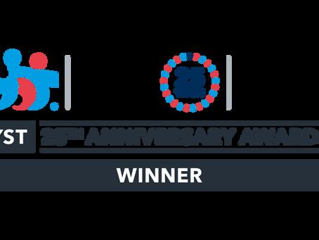 Midpoint Centre Celebrates National Award Success!