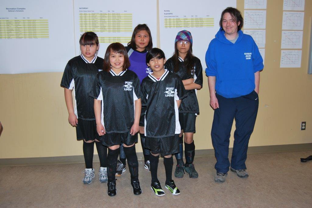 The Original Soccer Girls