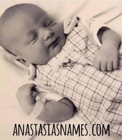 Anastasia's Names 2