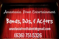 Anastasia Frost Entertainment 2