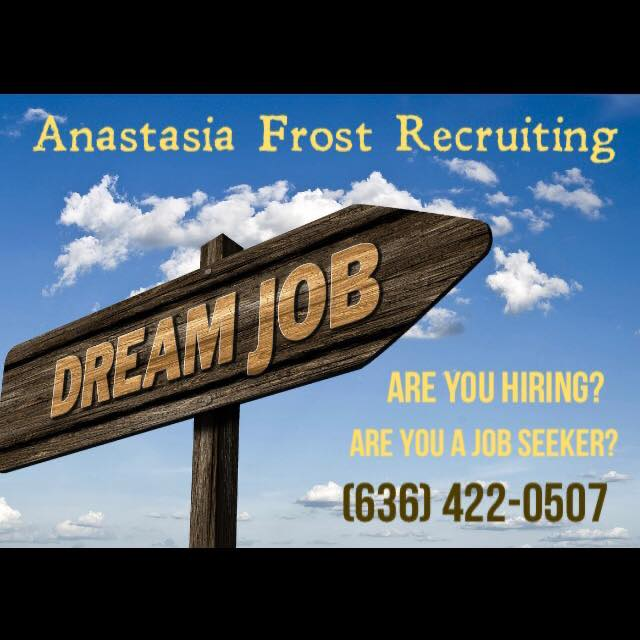 Anastasia Frost Recruiting