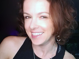 Jessi Keenan, First Time Blogger....