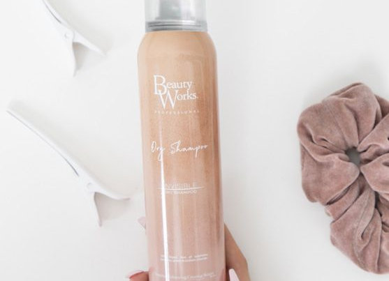 Beauty Works Invisible Dry Shampoo