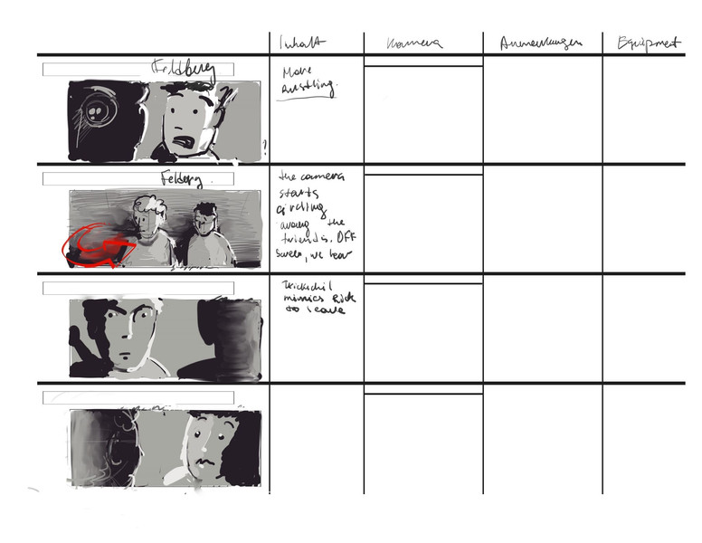 Storyboard by Tim Rizzo