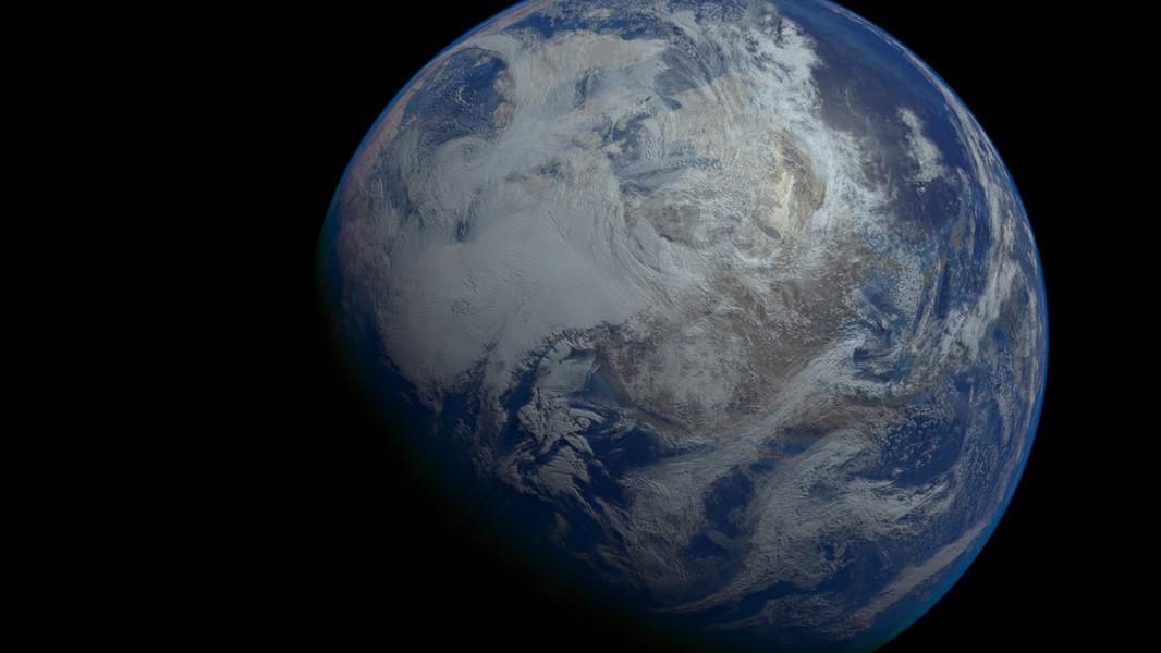 Earth by David Nörgel