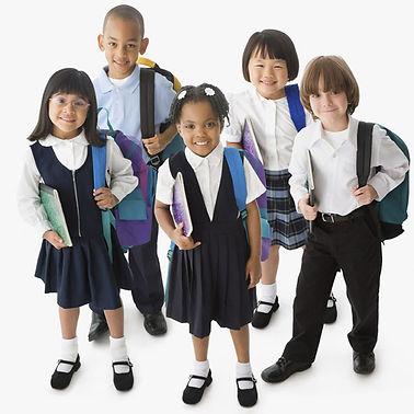Boys' Uniform rear