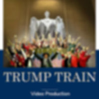 Trump Train media and song video product