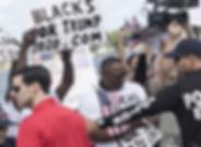 blacks for Trump, Trump Train 2020 song,