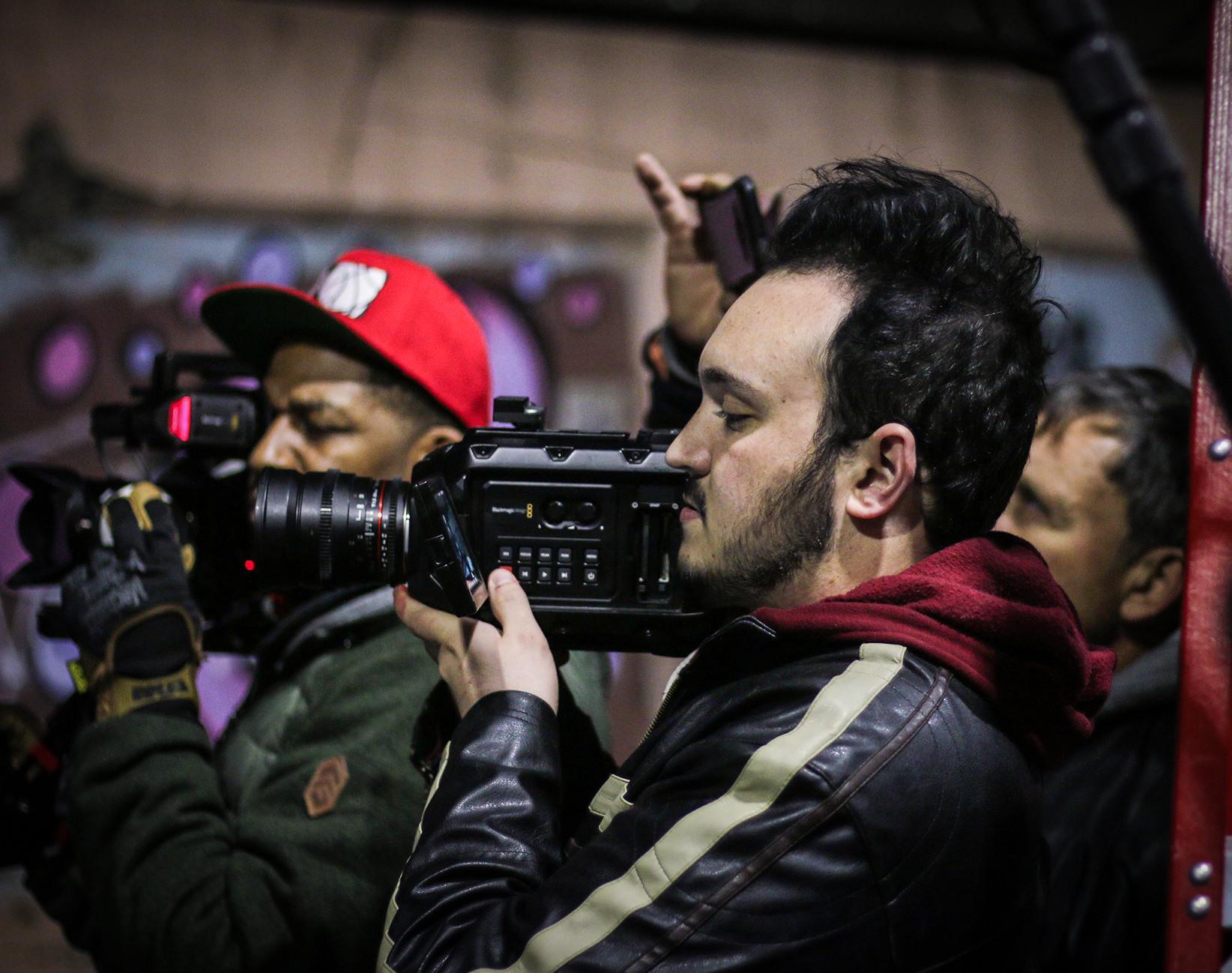 On-Set Filmography