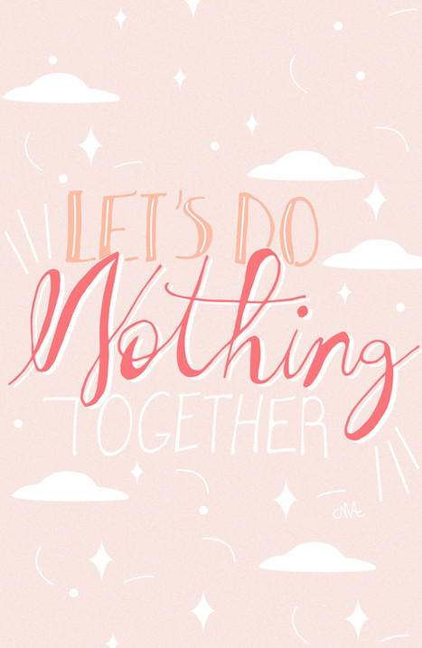 let's do nothing together