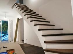 Sonderanfertigung Treppe auf Kundenwunsch