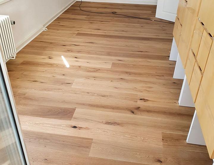 Fußbodensanierung im bewohnten Zustand