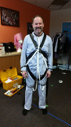 9 to 5 - harness (fitting photo)