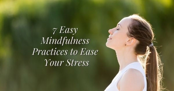 Social Share - 7 Easy Mindfulness Practi