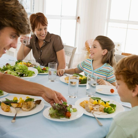Here's What Happened When my Family Switched to a Healthier Diet and Lifestyle