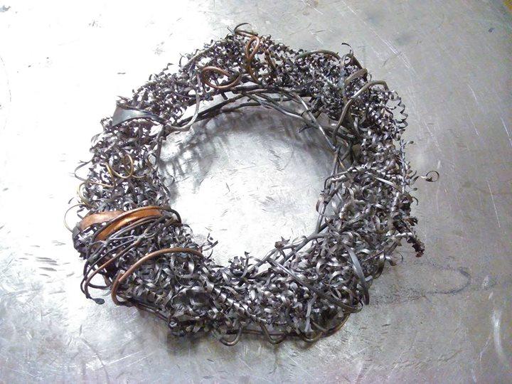 """""""A wreath"""" 2018"""