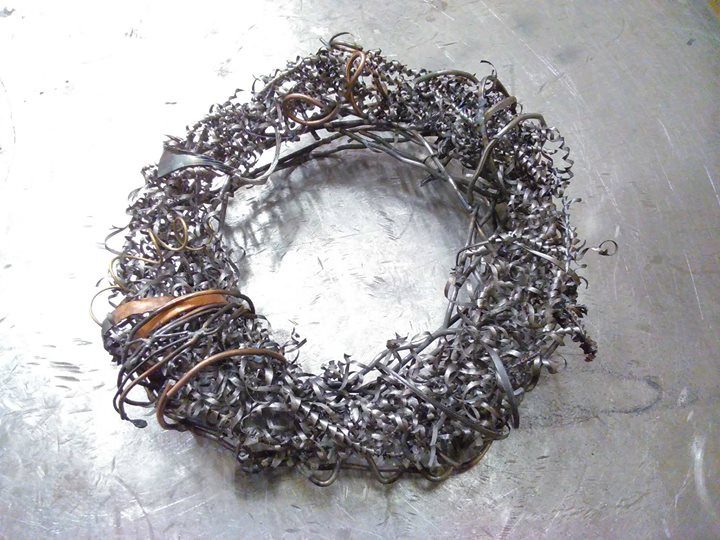 A wreath