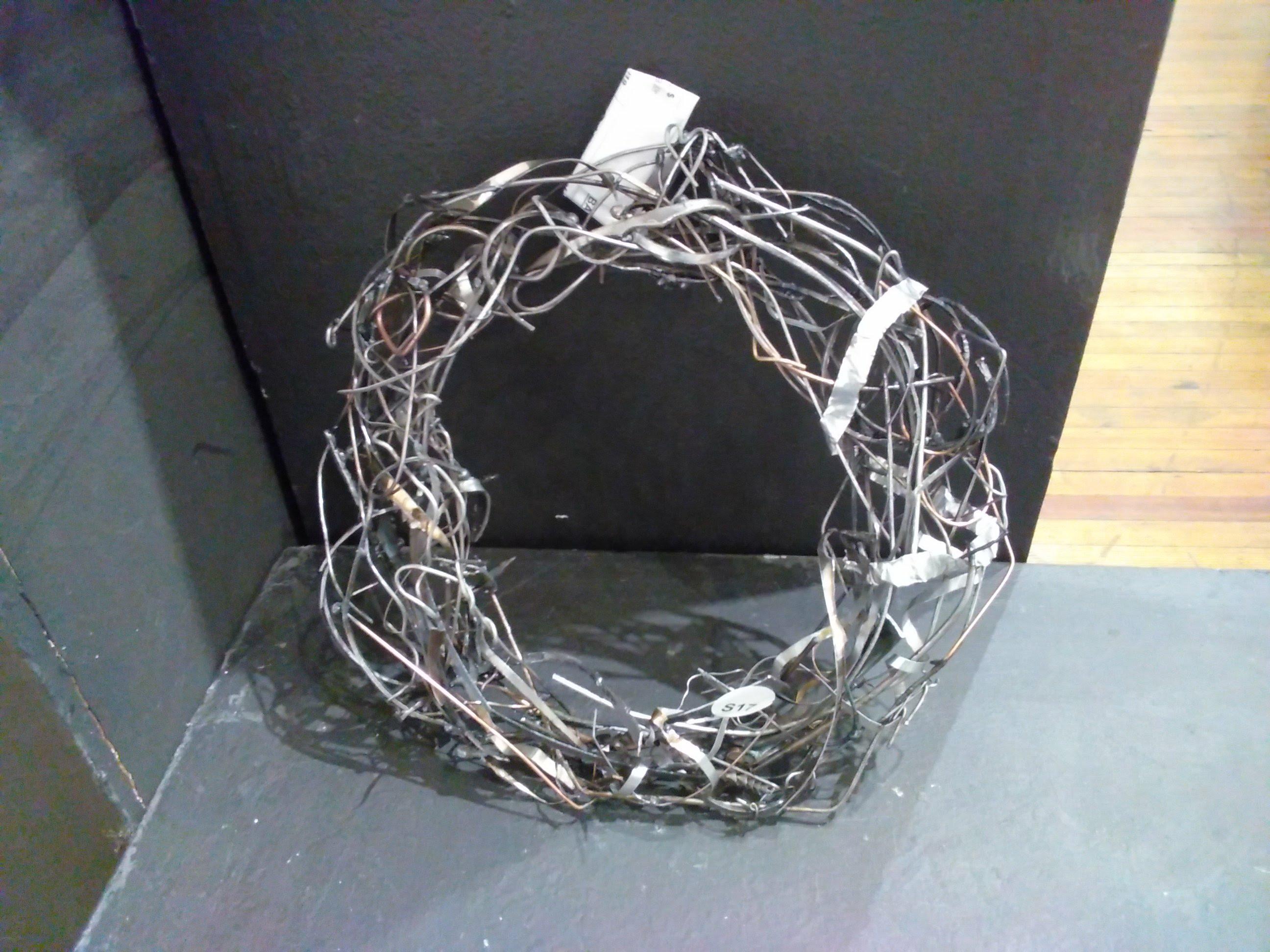 """""""A wreath"""" 2017"""