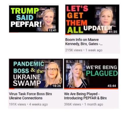 Trump Investigating NIH and PEPFAR?