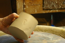 it all starts with a lump of clay