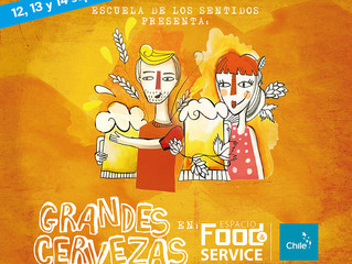 """""""Grandes Cervezas"""": otra cara de la cerveza en Espacio Food Service 2017"""