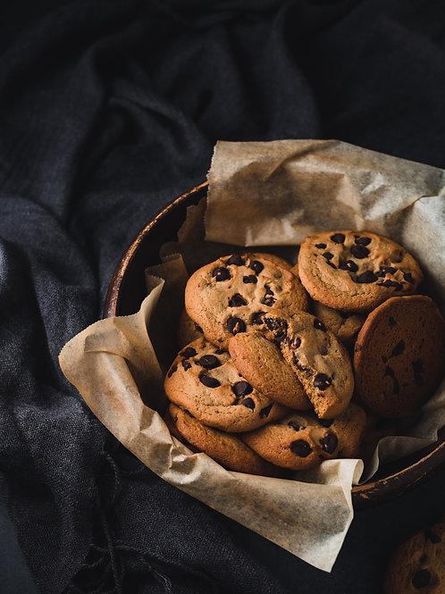 Freshly Baked Rolls & Cookies