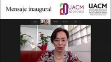 Conmemora UACM sus primeros 20 años de vida.