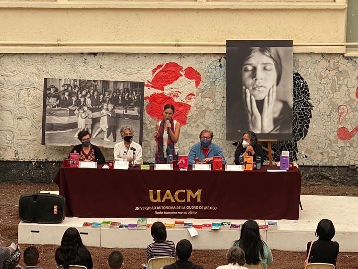 Luego de 18 meses, UACM recibe de nuevo estudiantes en Casa Libertad.