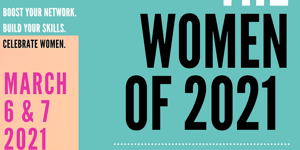 YMPF x KCLWIL: Women of 2021 Summit