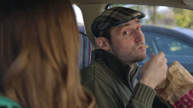 Comedy - Cantankerous Cabbie