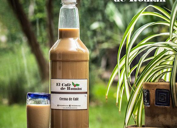Crema de Café Litro