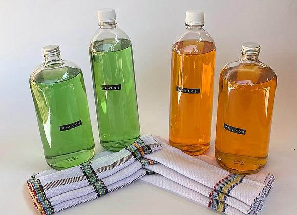 Jabón para trastes