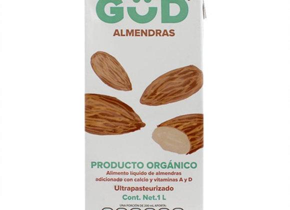 Liq. de Almendras Güd con azúcar