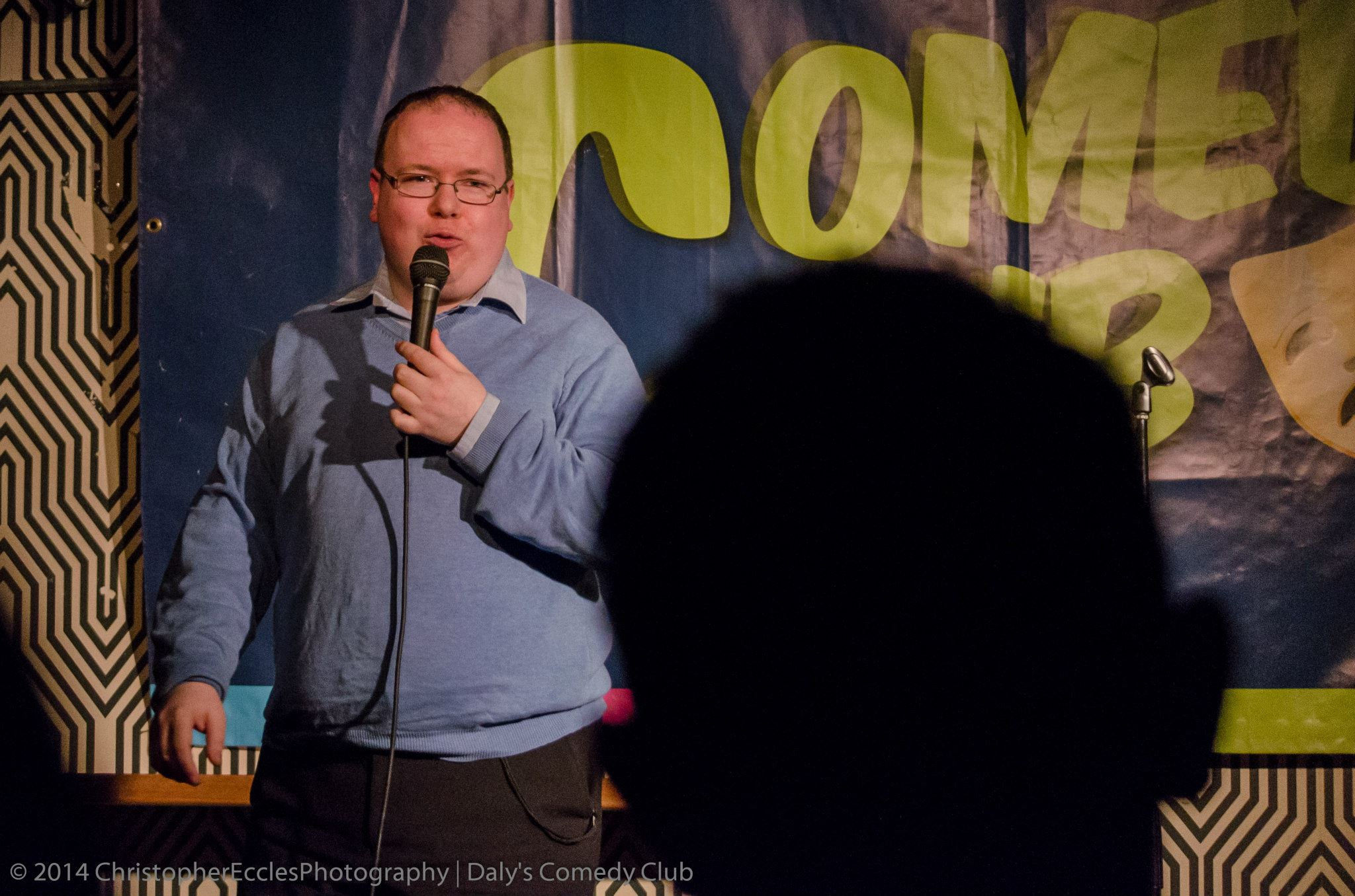 Omagh Comedy Club 2