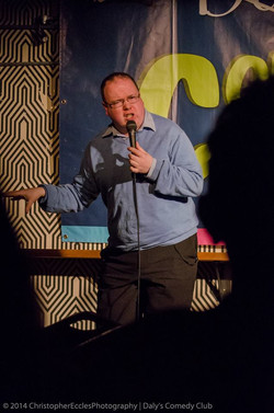 Omagh Comedy Club 1