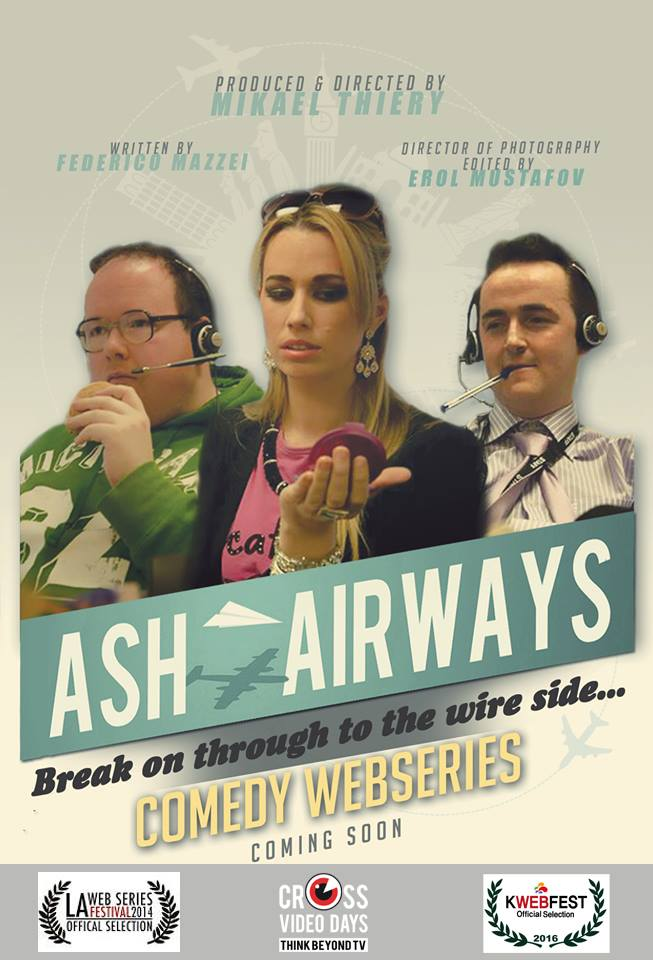 Ash Airways Poster