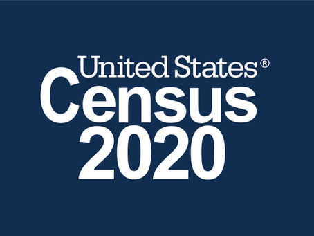 The 2020 Census is happening now.
