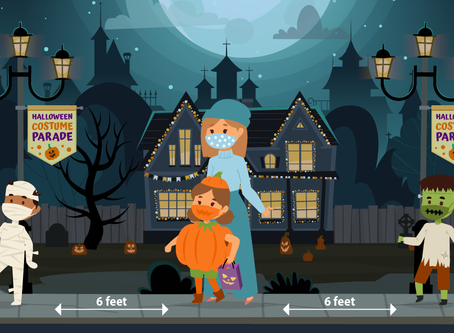 CDC-Trick or Treating and Other Halloween Activities