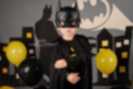 sesja na roczek BATMAN - sercemwidziane