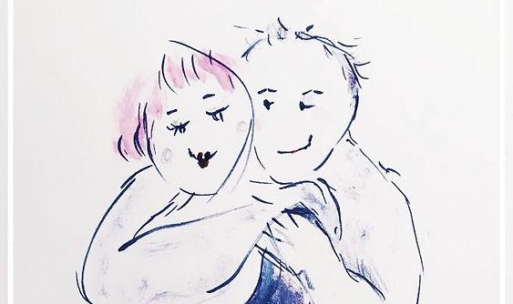 Paar umarmt sich | Sexualtherapeutin | Hamburg