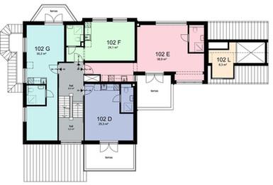 Villa Monte indeling 1ste etage.JPG