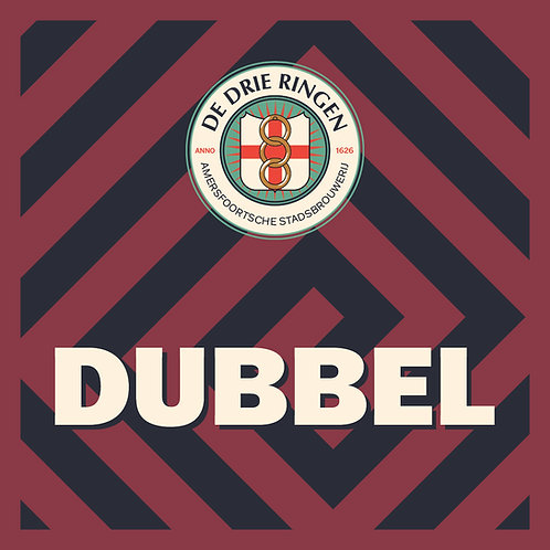 Doos Dubbel Klein (24x 33cl)