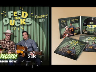 "Feed The Ducks. New Album ""Country Hits"""