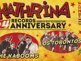 #4 Anniversary Kathrina Records