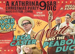 A Kathrina Christmas Party. Barcelona