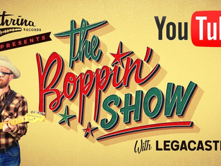 Legacaster - The Boppin' Show Ep1