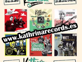 Kathrina Records Rebajas-Sales 20% OFF