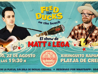 Feed The Ducks - Xiringuito Rapa-Nui 66 (Creixell)